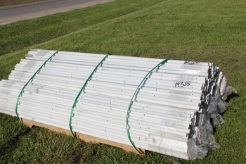 Electric Fiberglass Fence Post